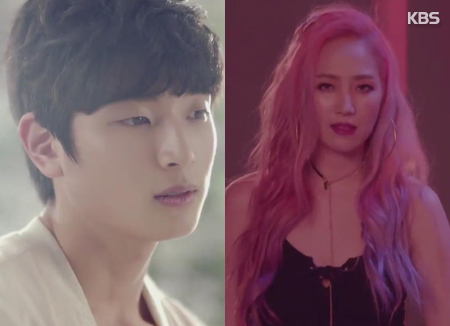 Yenny and Jinwoon Break Up