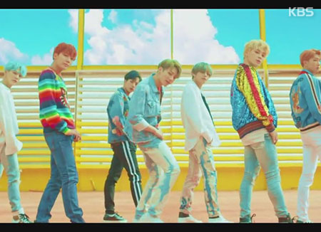 BTS tops Amazons preorder list