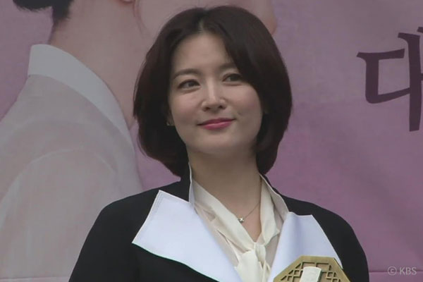 Actress Lee Young ae to return to small screen